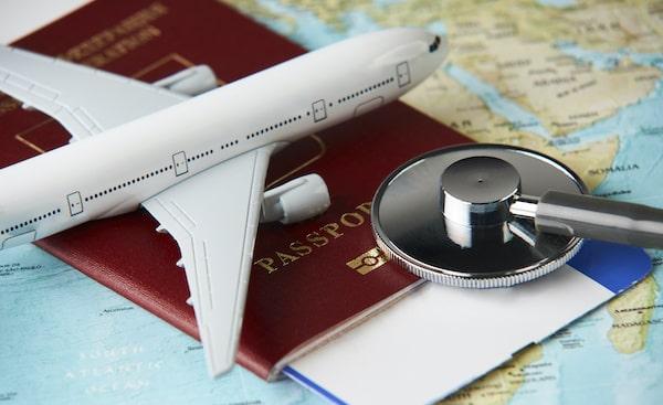 海外旅行保険に加入した場合キャッシュレスで病院の診察や治療が受けられる